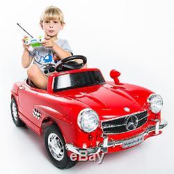 Véhicule Voiture électrique cadeau pour enfant Mercedes Benz 300SL noble 2 choix