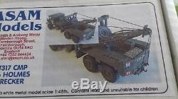 Véhicules militaire angego hartsmith asam models CMP 6X6 HOLMES WRECKER
