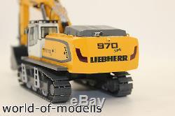 WSI 04-1047 Liebherr R 970 Kettenbagger SME 04-1047 150 NEU in OVP