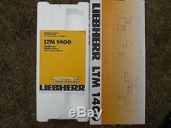 Ycc 1/50 Liebherr Ltm 1400 Grohmann Mint In Box