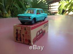 ZAZ 966 968 ZAPOROZHETS USSR CCCP Russian MINT Original box