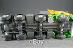 ZON. SCANIA 144 G 8X4. KIT métal monté. Echelle 1/50